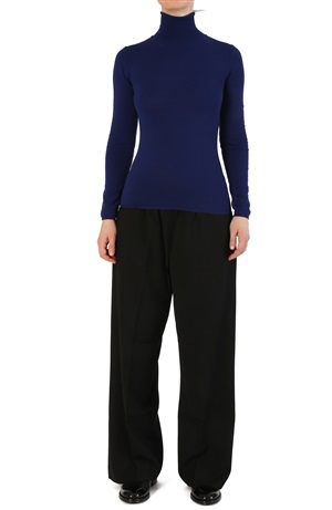 TURTLENECK CASHMERE TEE