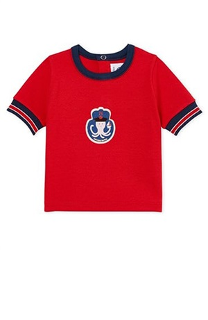 T-SHIRT MC BEBÈ MASCHIETTO FANTASIA 3-12 m