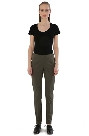 MEDIUM WAIST TROUSERS