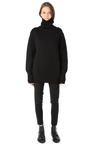 TURTLENECK WOOL JUMPER