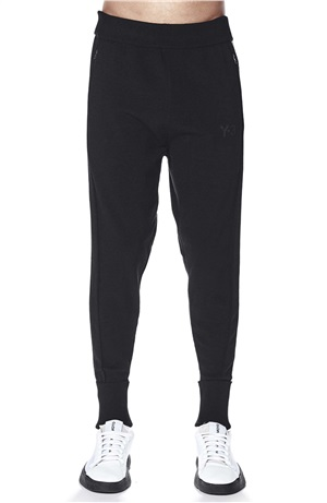 KNITTED TRACK PANT
